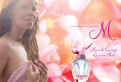 Mariah Carey Luscious Pink