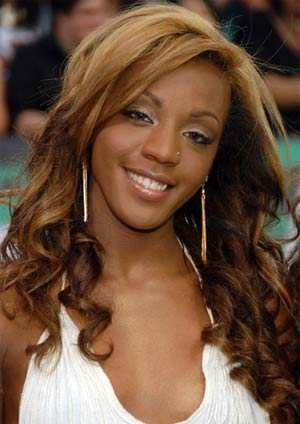 Photo of Dawn Richard of Danity Kane