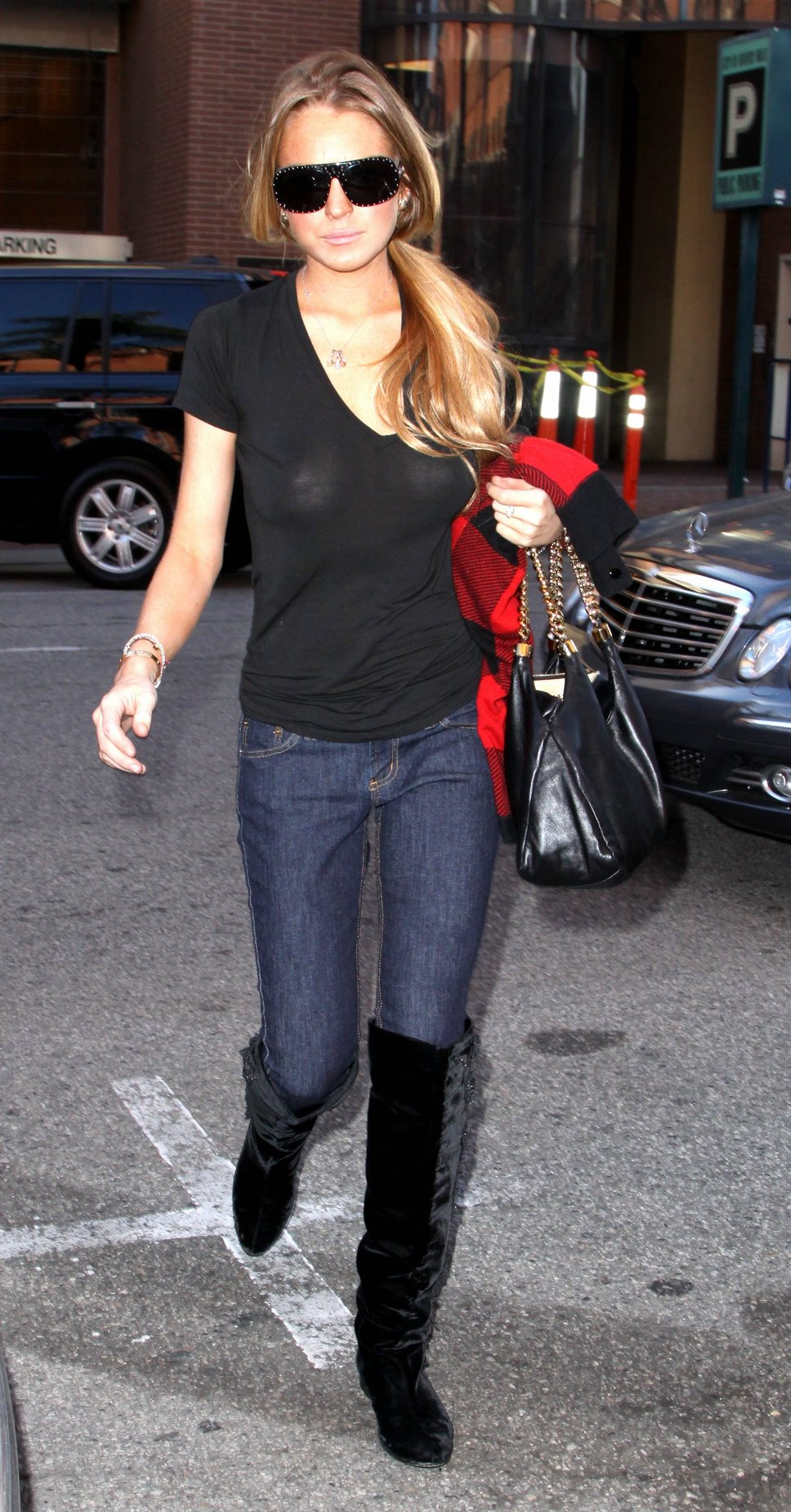 Think, that Lindsay lohan see through shirt confirm. happens