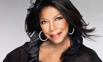 Photo of singer Natalie Cole