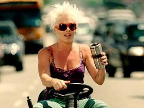 P!nk – So What Music Video
