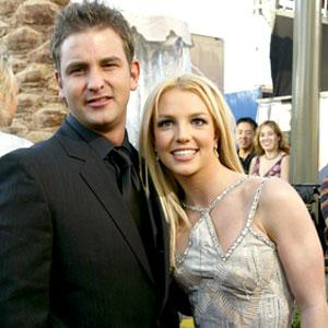 Britney Spears and big brother Bryan