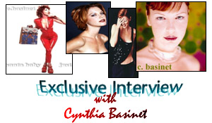 Exclusive Interview with Cynthia Basinet