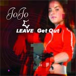 JoJo - Leave Get Out Cover
