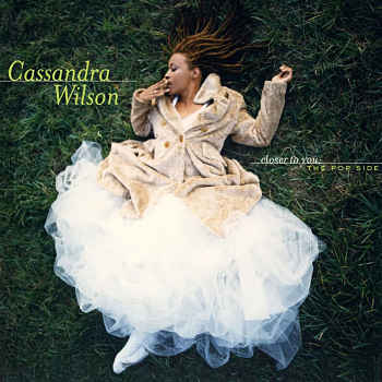 Photo of singer Cassandra Wilson
