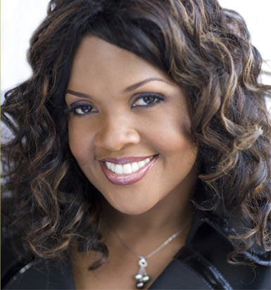 Photo of CeCe Winans