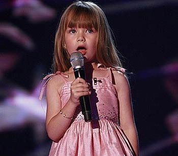 Yr-Old Connie Talbot Billboard Success, Takes On Radio At No. 8