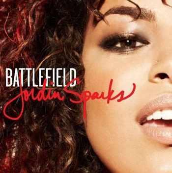 Photo of Jordin Sparks Battlefield Album Cover