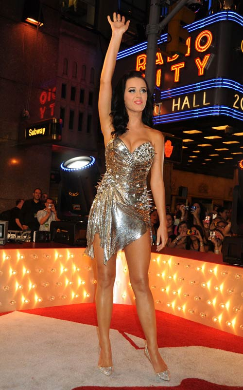 Photo of Katy Perry at 2009 MTV VMA's