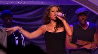 Mariah Carey Live In Las Vegas