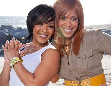 Picture of Gospel Duo Mary Mary