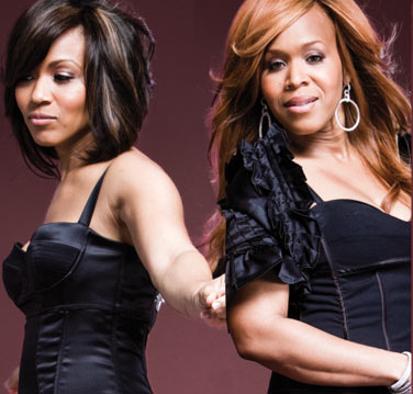 Photo of Gospel Duo Mary Mary