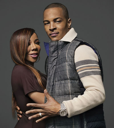 Photo of T.I. and Tiny - The Family Hustle Promo Picture