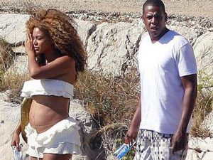 Photo of Beyonce and Jay-Z on trip in Croatia September 2011