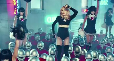 Photo of Madonna Music Video - Give Me All Your Luvin