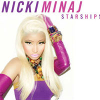 Photo - Nicki Minaj  Starships Single Cover