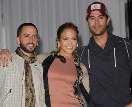 Photo of Jennifer Lopez, Enrique Iglesias + Wisin y Yandel