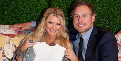 Photo - Jessica Simpson and Eric Johnson Baby Shower