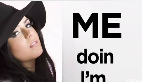 Photo Screenshot - JoJo Sexy To Me Lyric Video
