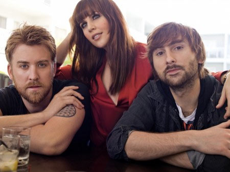 Photo - Lady Antebellum Country music group