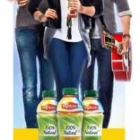 Photo - Lady Antebellum Lipton Ad Campaign Drink Positive