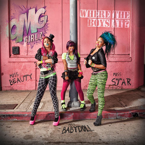 Photo - OMG Girlz Where The Boyz At