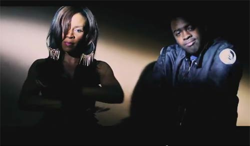 Photo - Precious Paris with Kidd Kidd - Do Your Thing music video