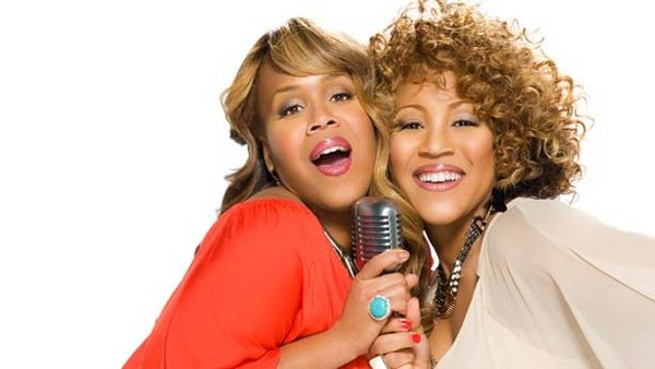 Photo - Gospel duo Mary Mary