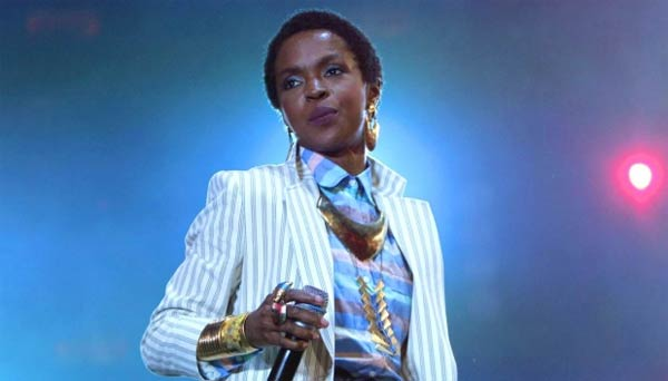 Photo - singer Lauryn Hill