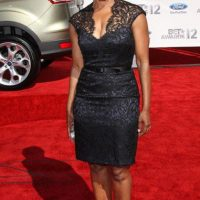 2012 BET Awards - Photo Angela Bassett  Red Carpet