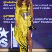 2012 BET Awards - Beyonce Wins Best Female R&B Artist