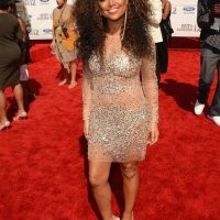 2012 BET Awards - Photo Chante Moore  Red Carpet