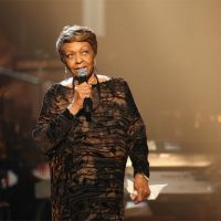 BET Awards 2012 - Whitney Houston's Mom Cissy Houston Sings Tribute Song