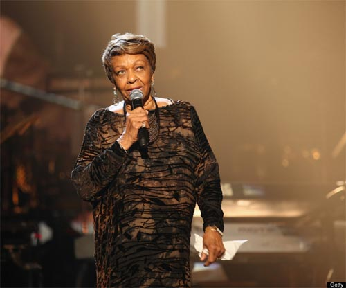 BET Awards 2012 – Whitney Houston's Mom Cissy Houston Sings Tribute Song