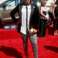2012 BET Awards - Photo Faith Evans Red Carpet