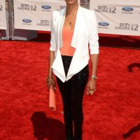 2012 BET Awards - Photo MC Lyte Red Carpet