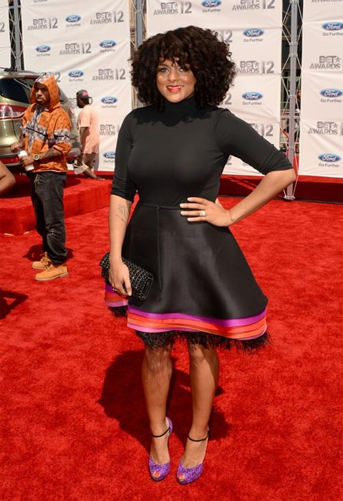 2012 BET Awards – Photo Marshsa Ambrosius Red Carpet