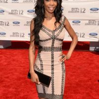 2012 BET Awards - Photo Michelle Williams Red Carpet