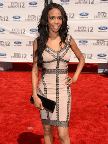 2012 BET Awards – Photo Michelle Williams Red Carpet