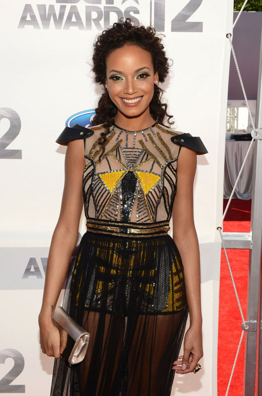 2012 BET Awards – Photo Selita Ebanks