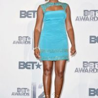 2012 BET Awards - Photo Taraji P Henson on the Red Carpet