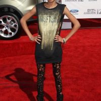 2012 BET Awards - Photo Willow Smith on the Red Carpet
