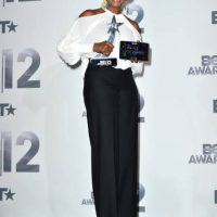 2012 BET Awards - Photo Yolanda Adams on the Red Carpet