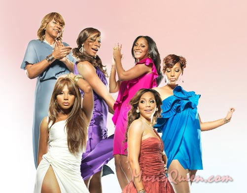 Photo - Braxton Family Values - WE tv