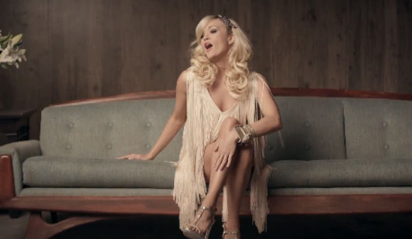 Photo - Carrie Underwood Good Girl music video