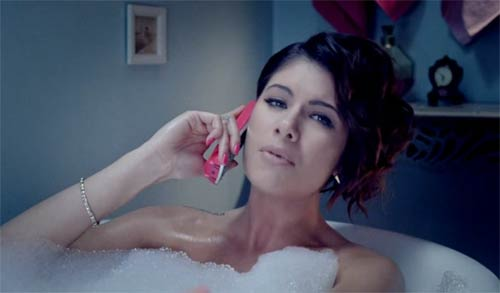 Leah LaBelle music video Sexify