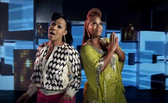 Photo - Mary Mary music video Go Get It