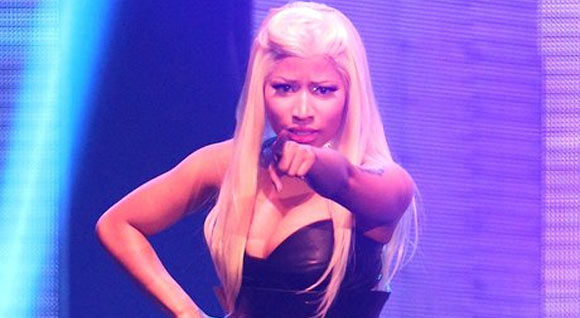 Nicki Minaj Kicks Off Tour In Notthingham UK For Pink Friday Reloaded
