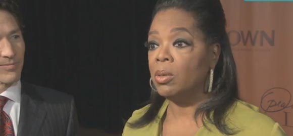 Photo - Oprah Winfrey speaks on Rihanna and Chris Brown Reunion