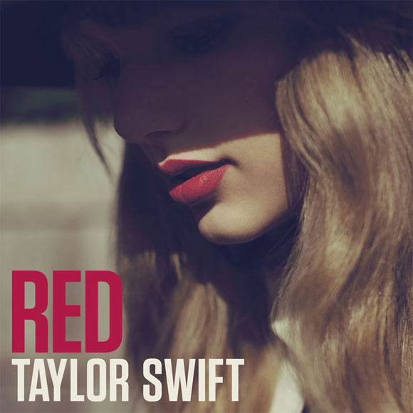 Taylor Swift Red Album Cover